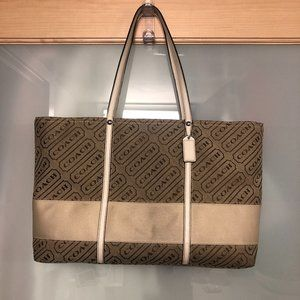 COPY - Coach Signature Tote